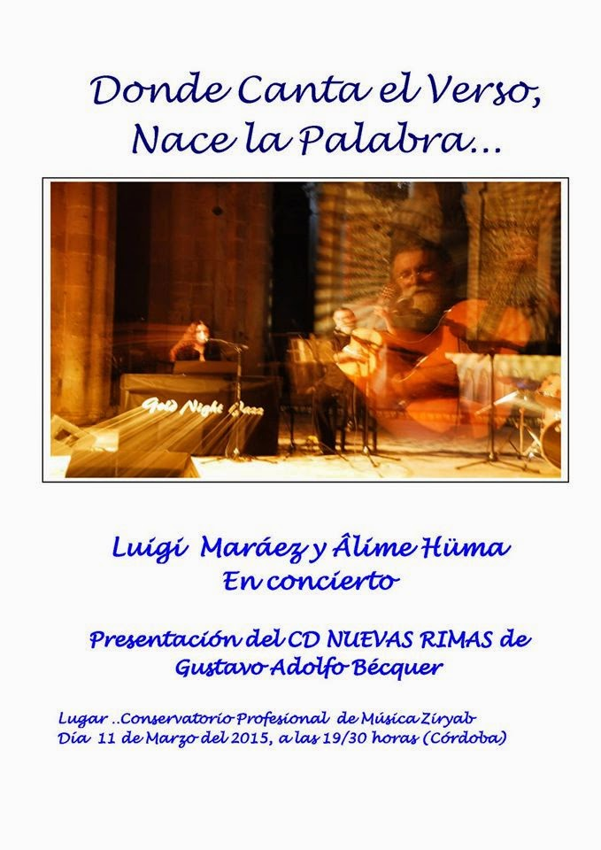 NUEVO DISCO DE LUIGI MARAEZ