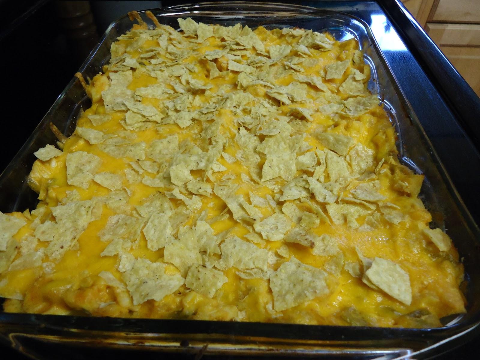 Mexican Chicken Casserole - Click link for recipe.