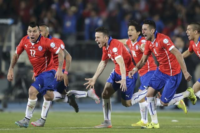 Chile vence a Argentina e fatura sua primeira Copa América