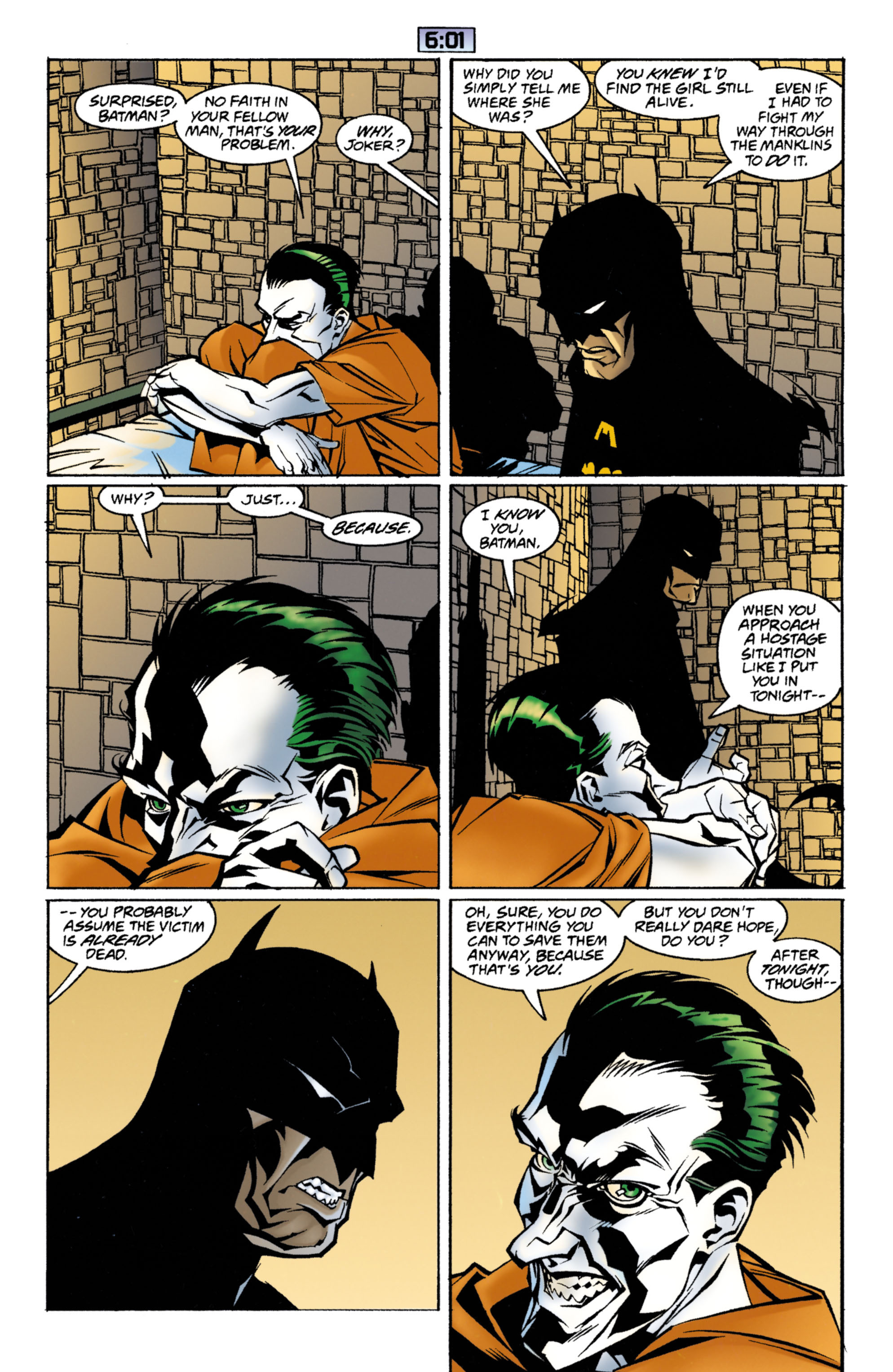 Detective Comics (1937) Issue #726 Page 21