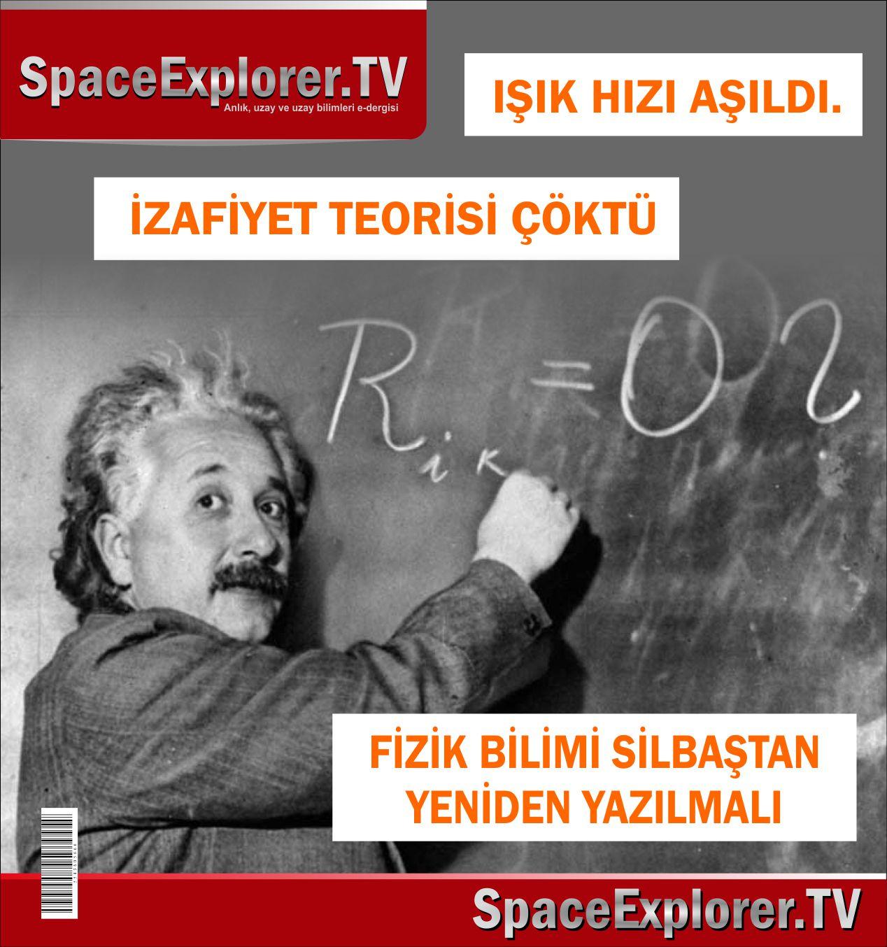 İzafiyet teorisi, Işık hızı, Işıktan hızlı yolculuk, Işınlanma, Albert Einstein, Bilim hırsızları, Gizli Yahudiler, Fizik, CERN,