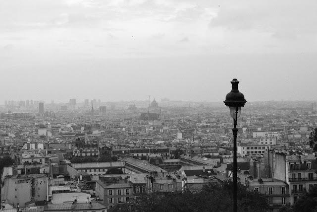Zurück aus Paris