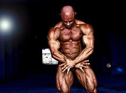 Photos Set Part 2 of Super Hunks Bodybuilding Male Models
