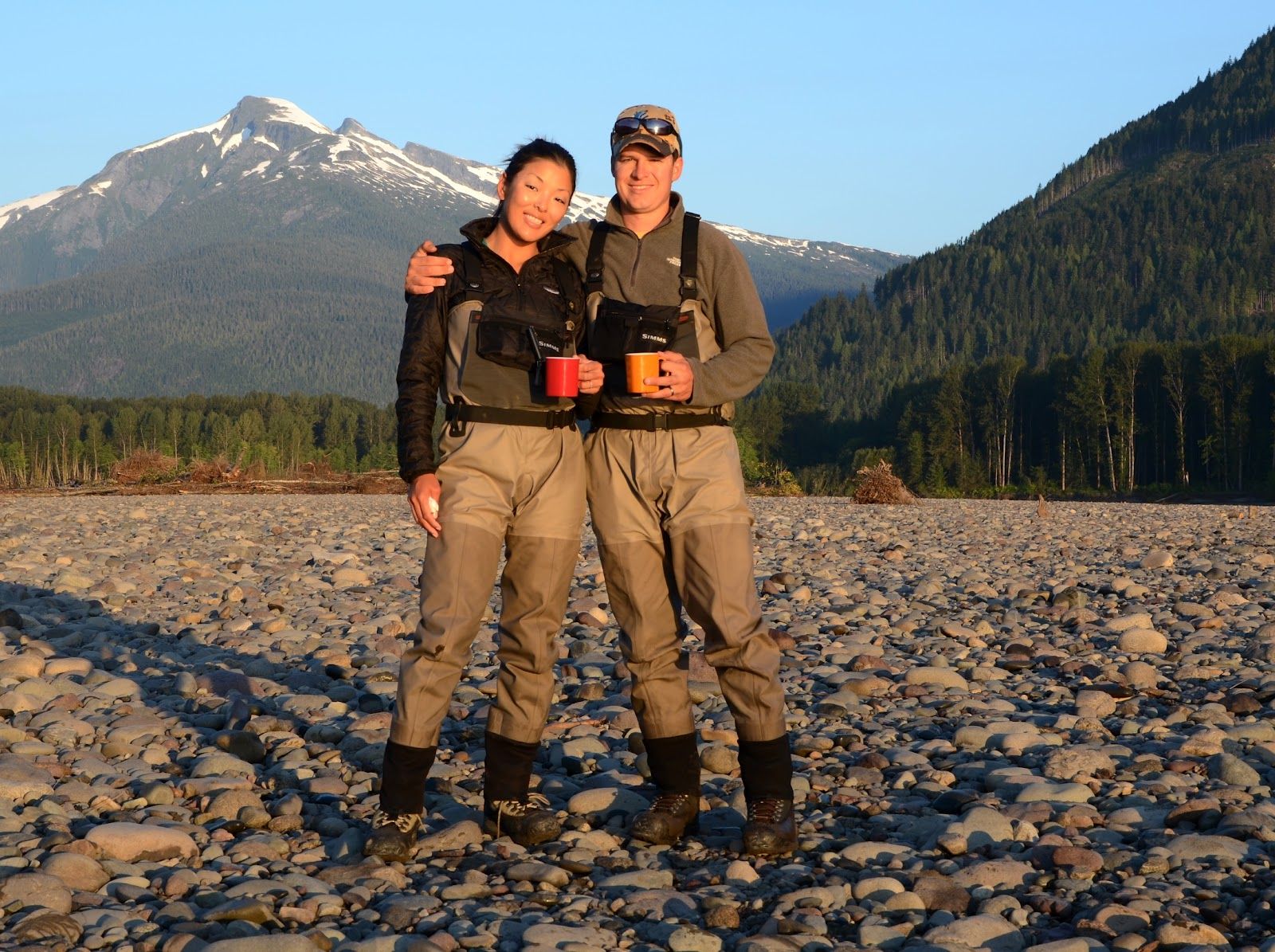 Terrace (BC) Canada  City pictures : Nicholas Dean Outdoors | Terrace, BC, Canada: Skeena Camp Trip Report ...