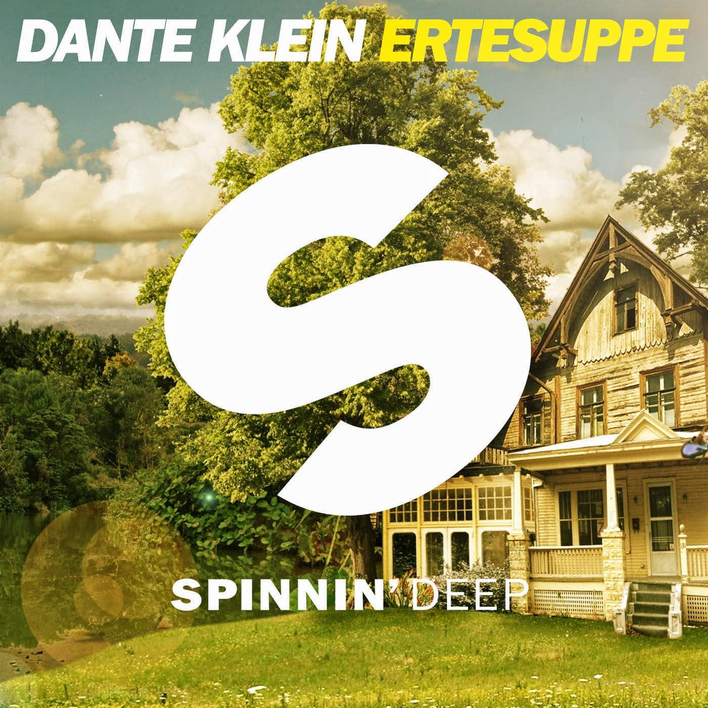 Dante Klein - Ertesuppe - Single Cover