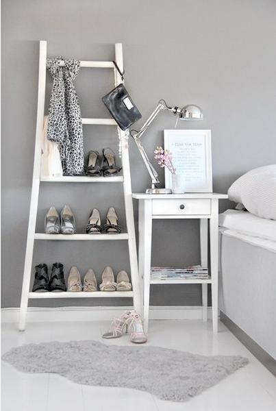 Home Decorating Ideas With Stepladder
