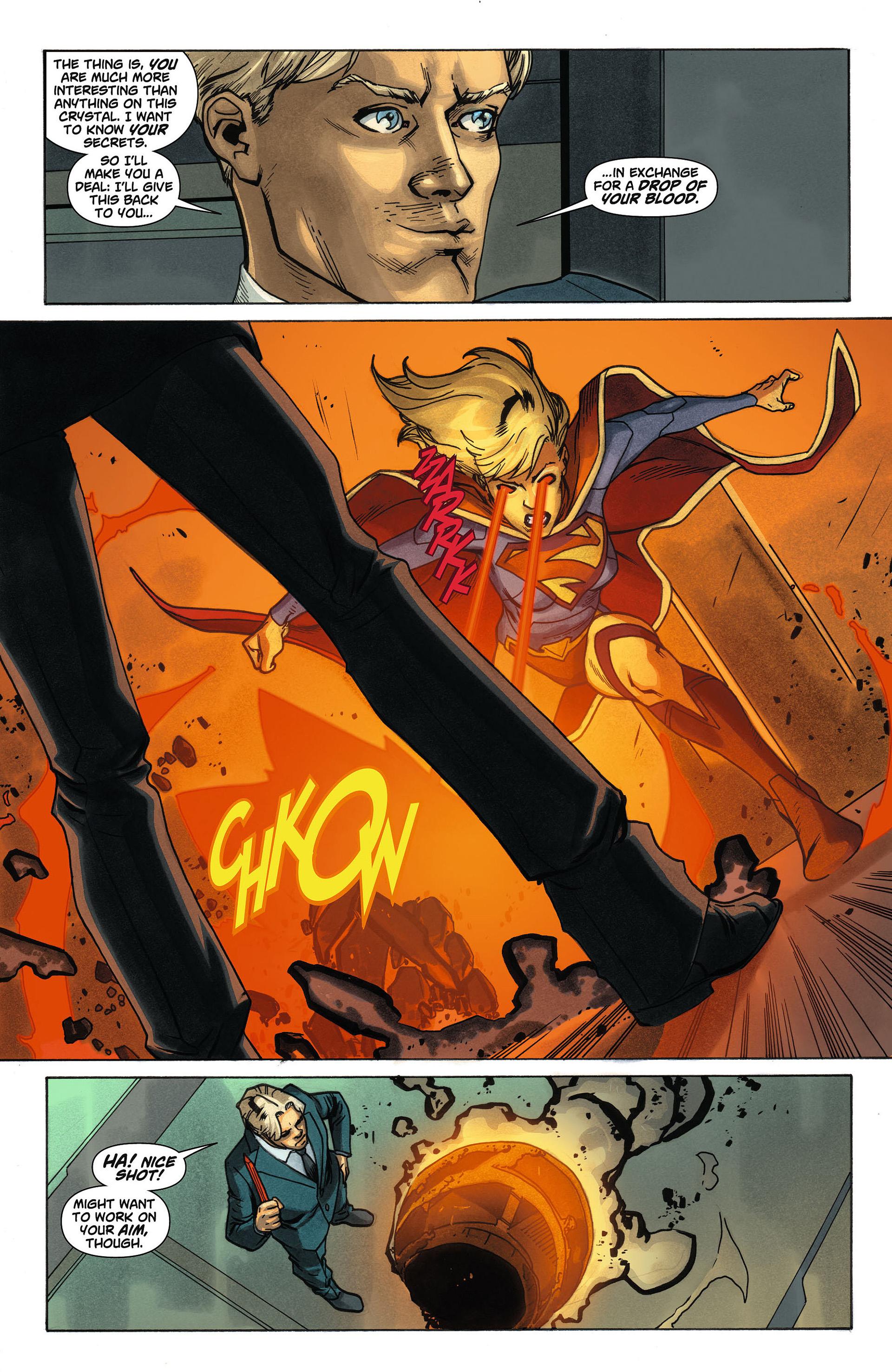 Supergirl (2011) Issue #4 #6 - English 15