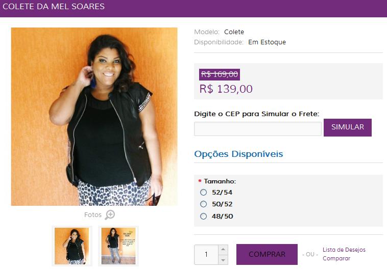 http://sacoleiravirtualplussize.com/Blazer-bolero-Casaco/Colete-da-Mel-Soares-p352c60.html