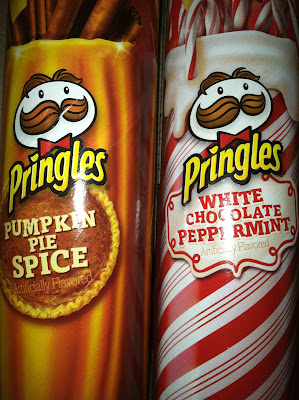 ... kinda expected the Pumpkin Pie Spice chips to be a similar gig