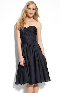 Tomara que caia vestido preto
