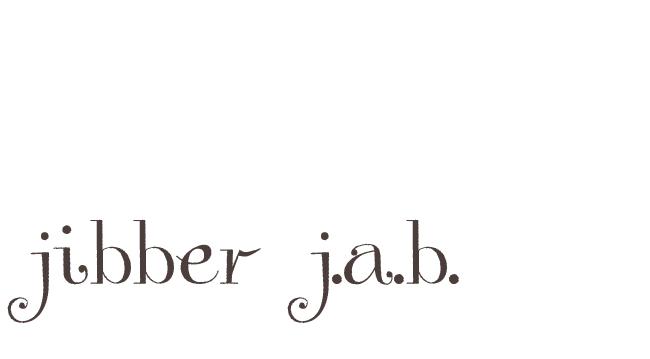jibber j.a.b