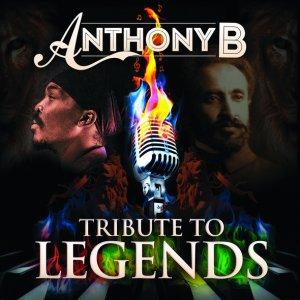 Anthony B ultimo disco