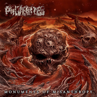 Pulverized (Chile) - Monuments of Misanthropy - Press Release + Album Stream.