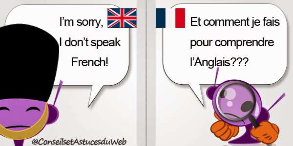 Rencontre un probleme traduction anglais