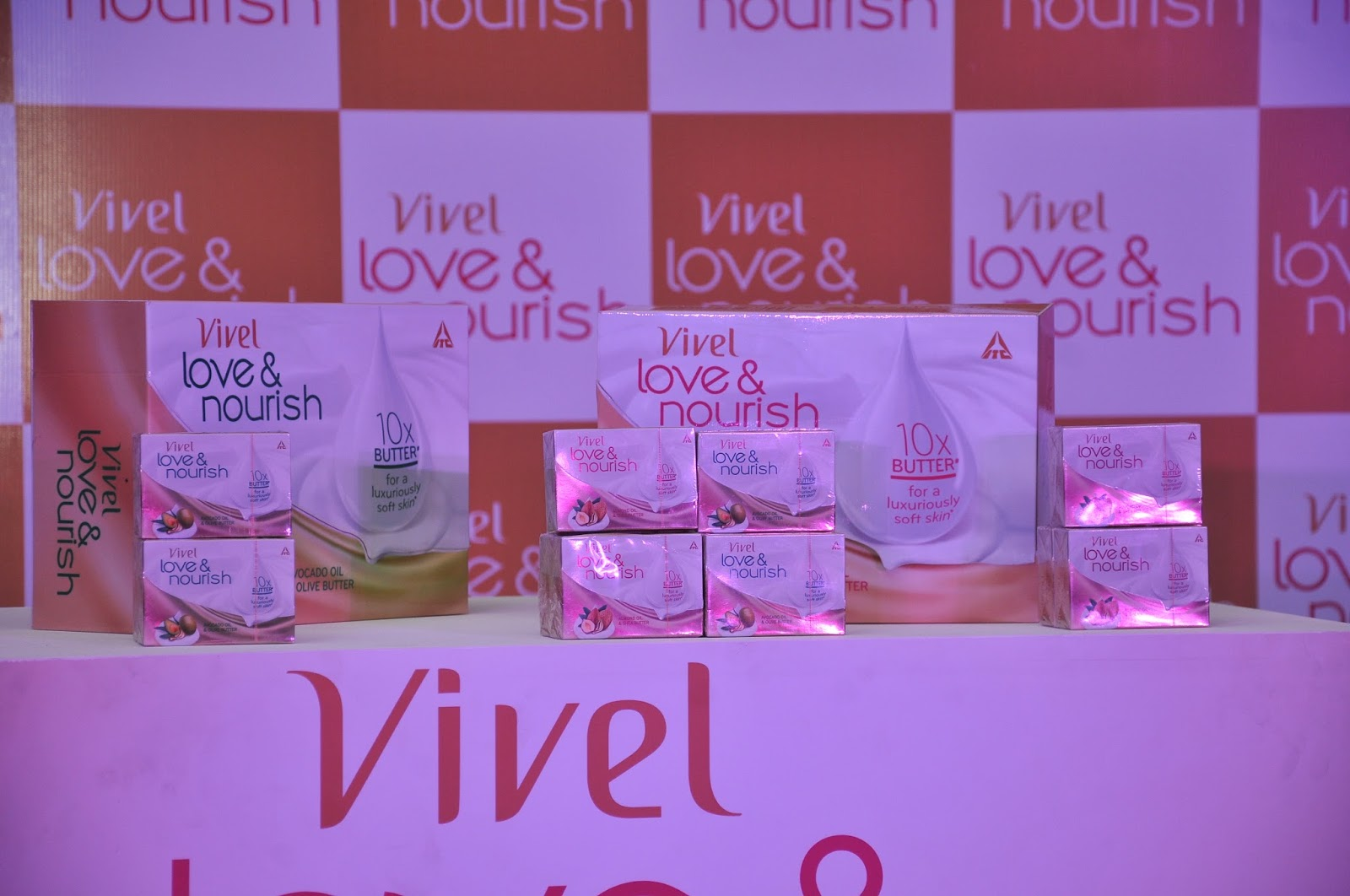 PR:Vivel Launches Love & Nourish Bath Range
