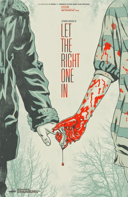 Let the Right One In (2008) BrRip 720p VOSE