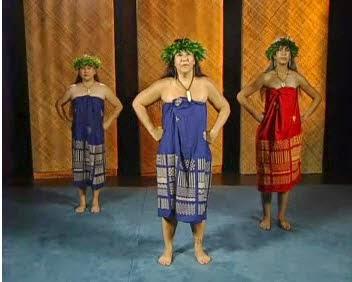 KS staff members performing Ho Mai He Waa