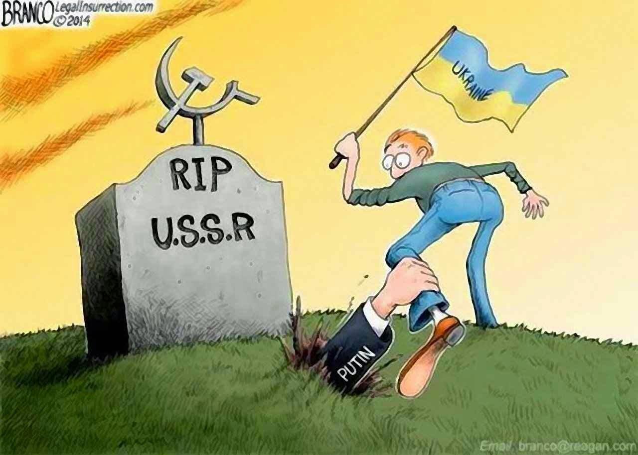 URSS renasce pela mão de Putin.