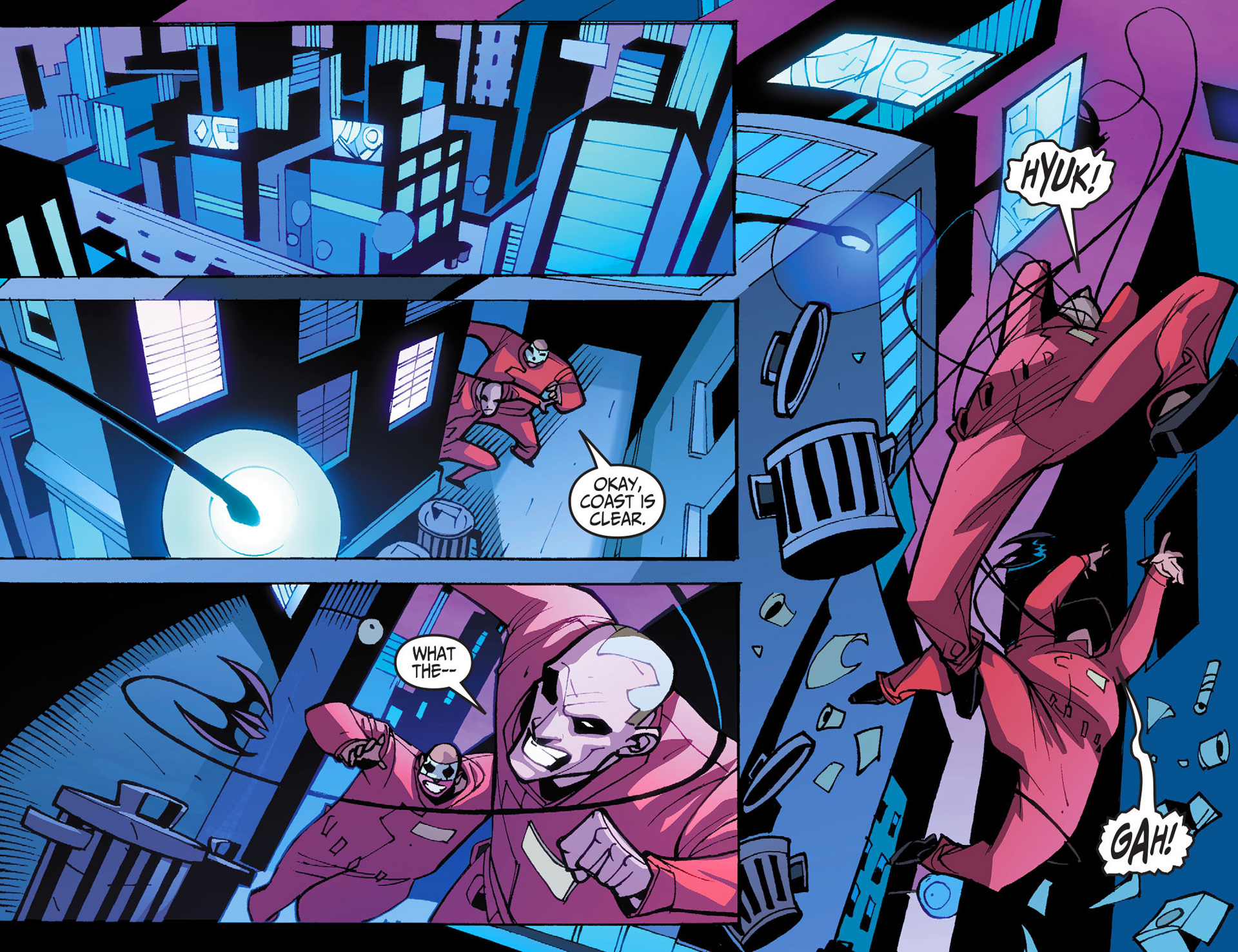 Batman Beyond 2.0 #3 #38 - English 17