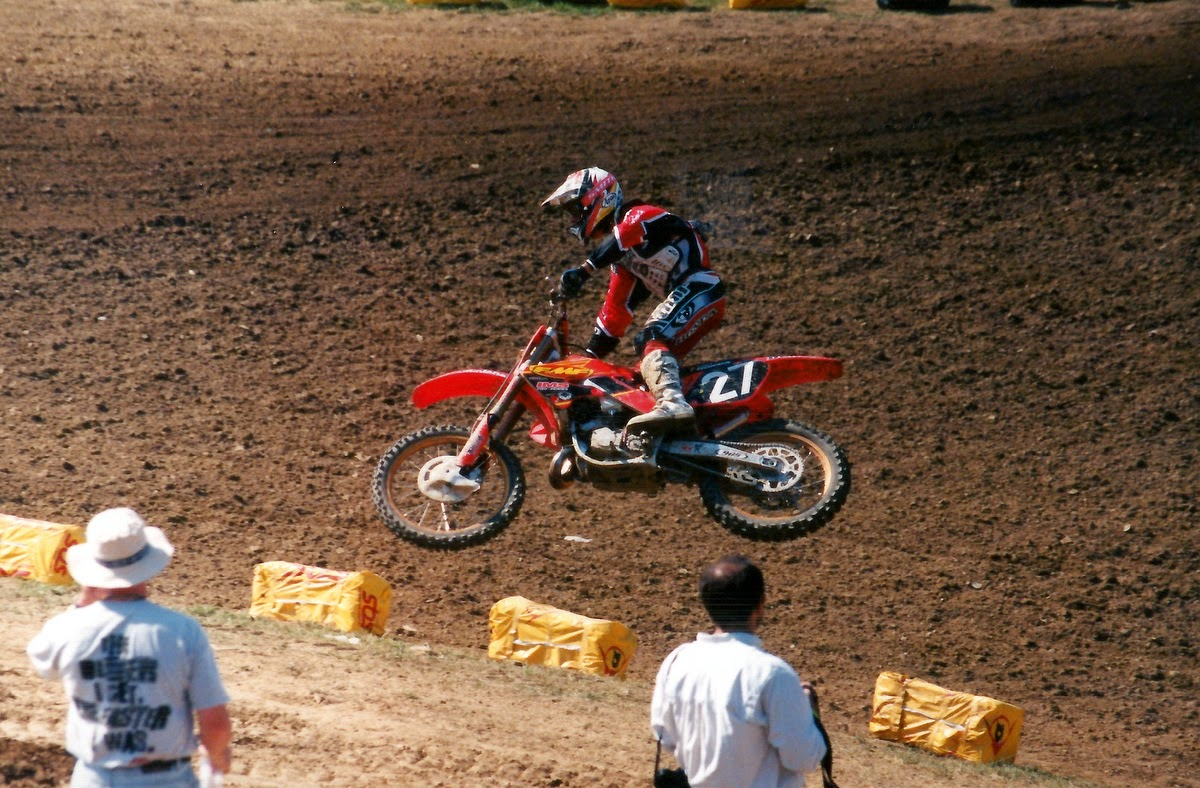 Brock Sellards - High Point 1999