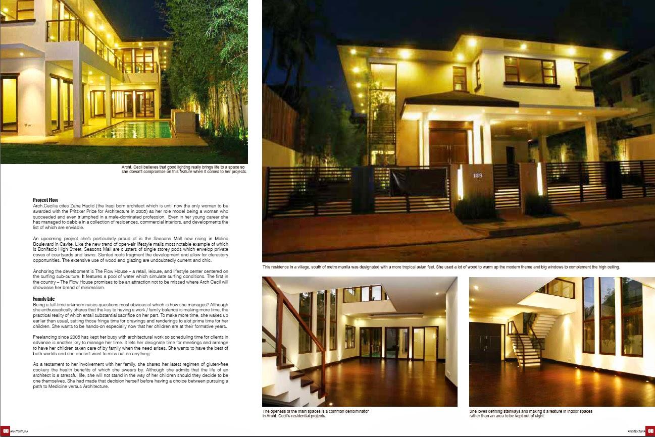 The Daily Audrey: Arkitektura Magazine