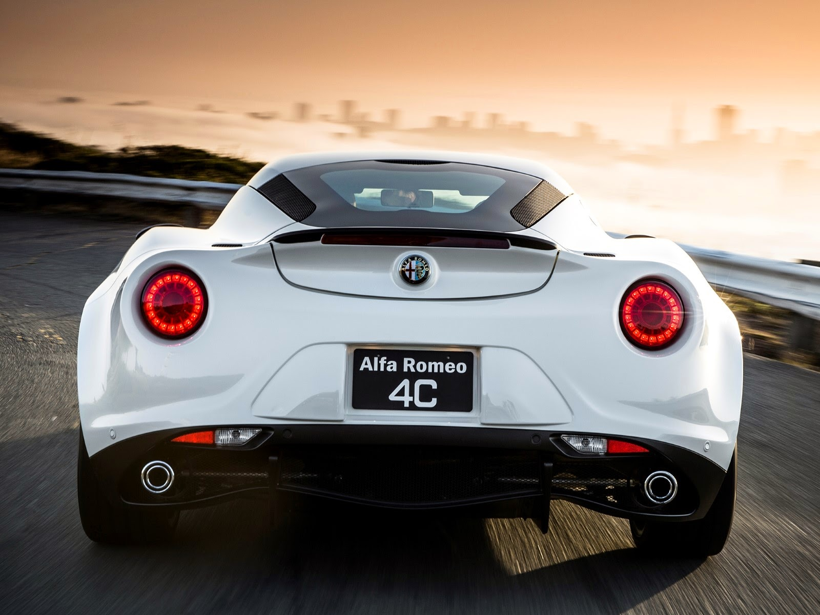 Best Car Review 51 Alfa Romeo 4c Of All Alfas Rear Round Led Lights