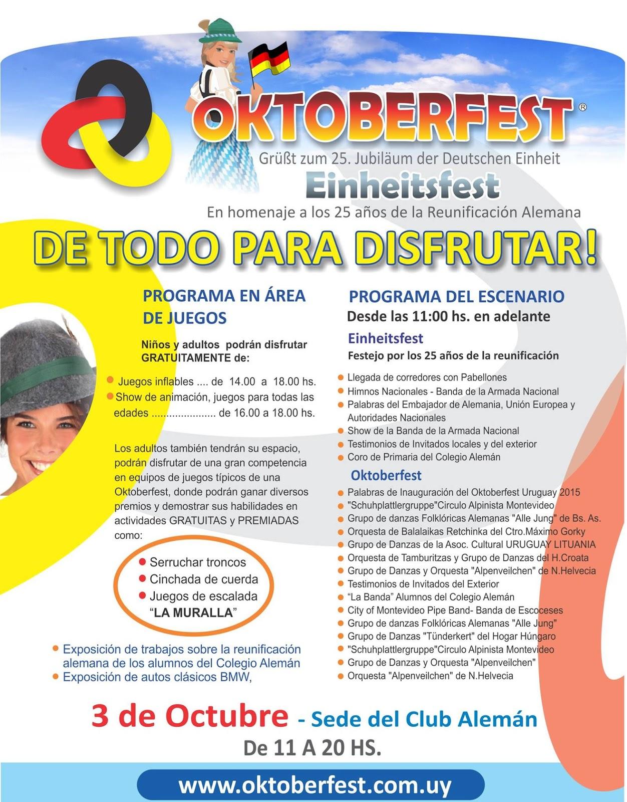 O que fazer em outubro no Uruguai