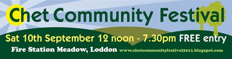 Chet Community Festival