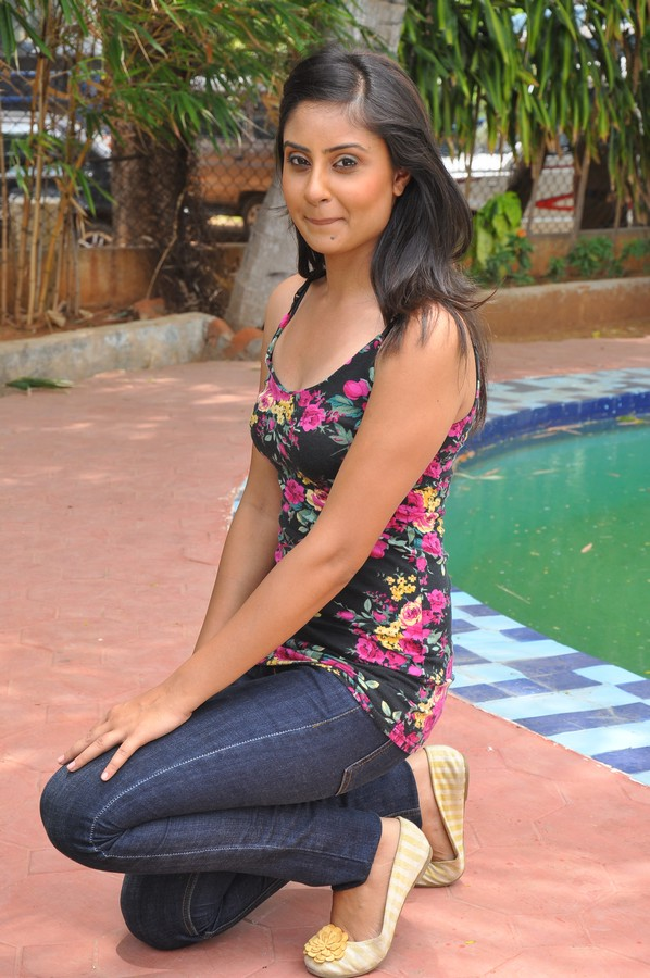 South Indian Actress Bhanu sri Hot Stills 