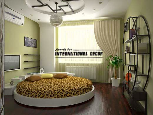 Japanese bedroom, Japanese style bedroom, japanese round bed designs
