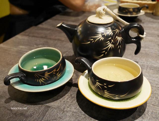 Vietnamese Atiso Tea - RM6.20 (per pax)