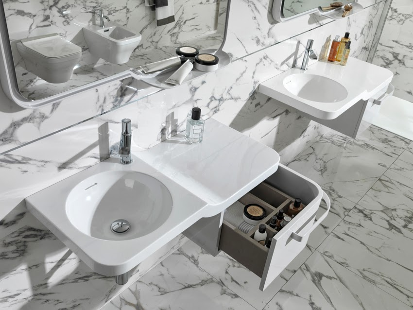 forma collection by noken more up to date than ever - Noken Porcelanosa