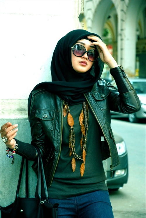 Hijab for Girls in Modern Fashion and Styles | Be Mozza