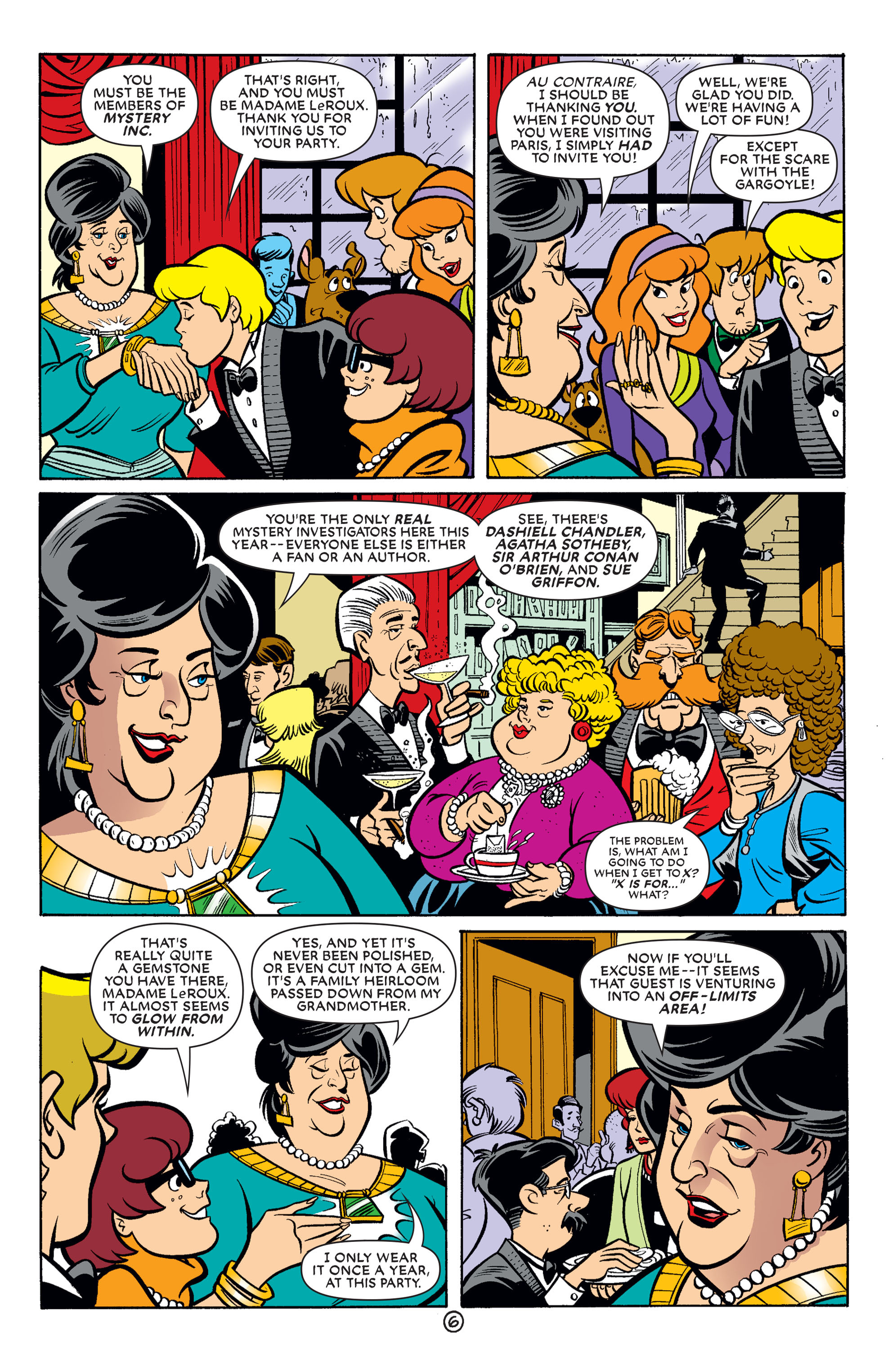 Read online Scooby-Doo (1997) comic -  Issue #60 - 7