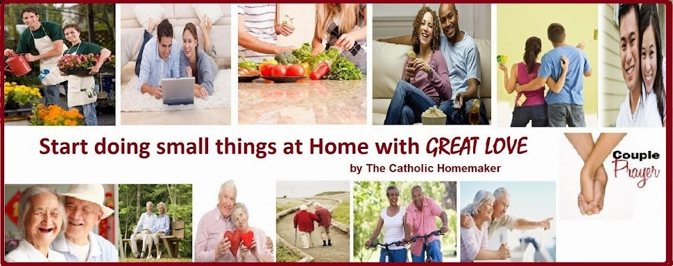 The Catholic Homemaker