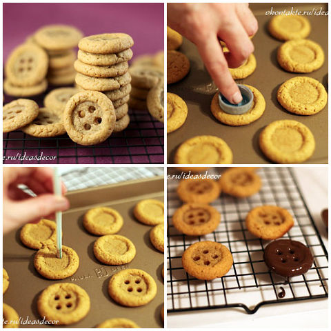 Как сделать тесто печенья