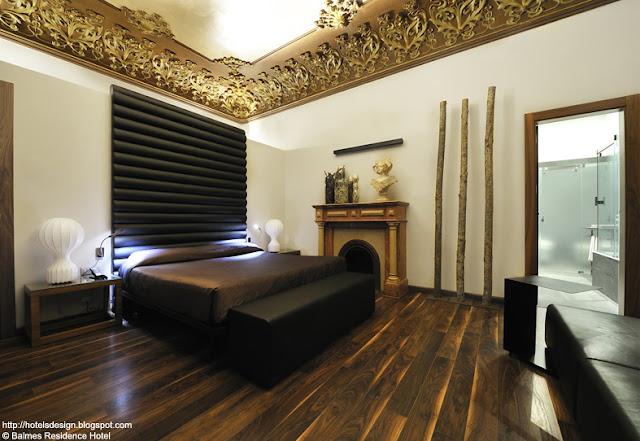 Les plus beaux hotels design du monde h tel balmes for Appart hotel barcelone avec piscine