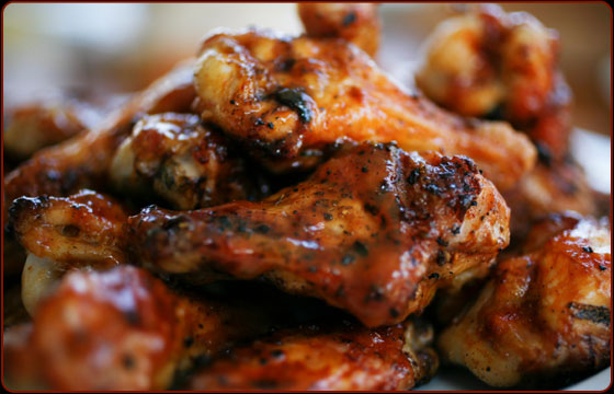 Traeger Style Perfect Wings