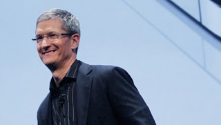 Tim Cook has helped the user to iPhone 3GS