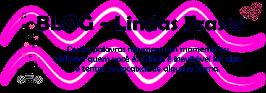 - Lindas Frases