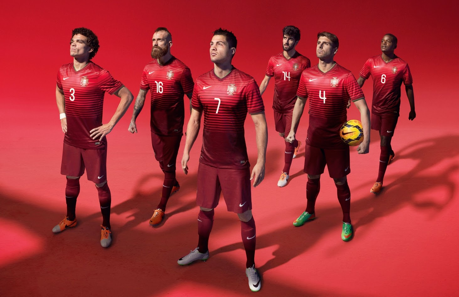 JUAL JERSEY LADIES PORTUGAL HOME OFFICIAL WORLD CUP 2014-2015