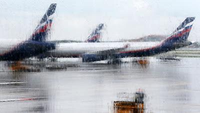 """Французские диспетчеры отменили 16 рейсов """"Аэрофлота"""""""