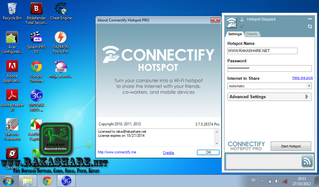how to connect mspnp pro with serial