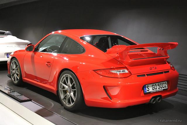 Porsche 911 GT3, 2009 г.