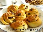 Medzevské ruže - recept