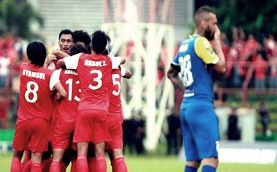 Line Up Susunan Pemain PSM vs PBR Persipasi Piala Presiden 2015