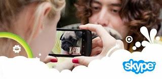 تنزيل برنامج سكايب اندرويد مكالماتك ورسائلك مجانا  video calls & Skype Free IM