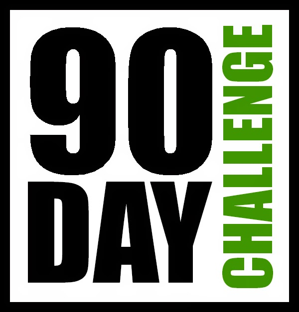 90 day challenge weight loss program