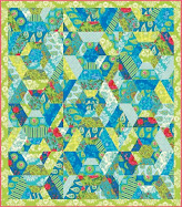 Free pattern !  &#39;summer house&#39;