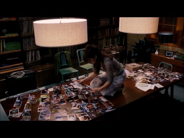 sala de jantar - casa de Paige e Leo - filme Para Sempre 2012